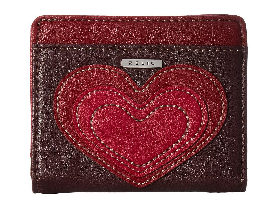 Relic - RFID Bifold (Hearts) Bi-fold Wallet