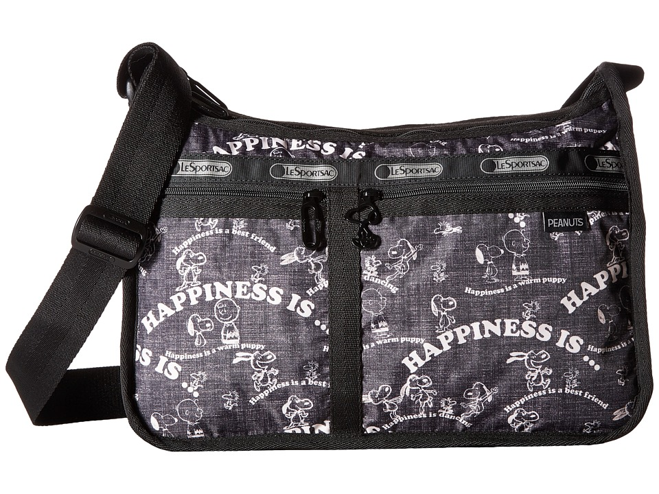 LeSportsac - Deluxe Everyday Bag (Happiness All Over) Cross Body Handbags