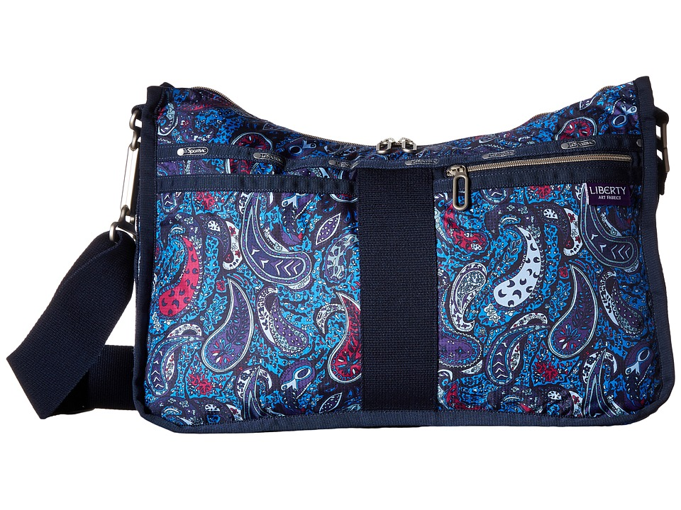 LeSportsac - Everyday Bag (Eastern Voyage Blue) Handbags