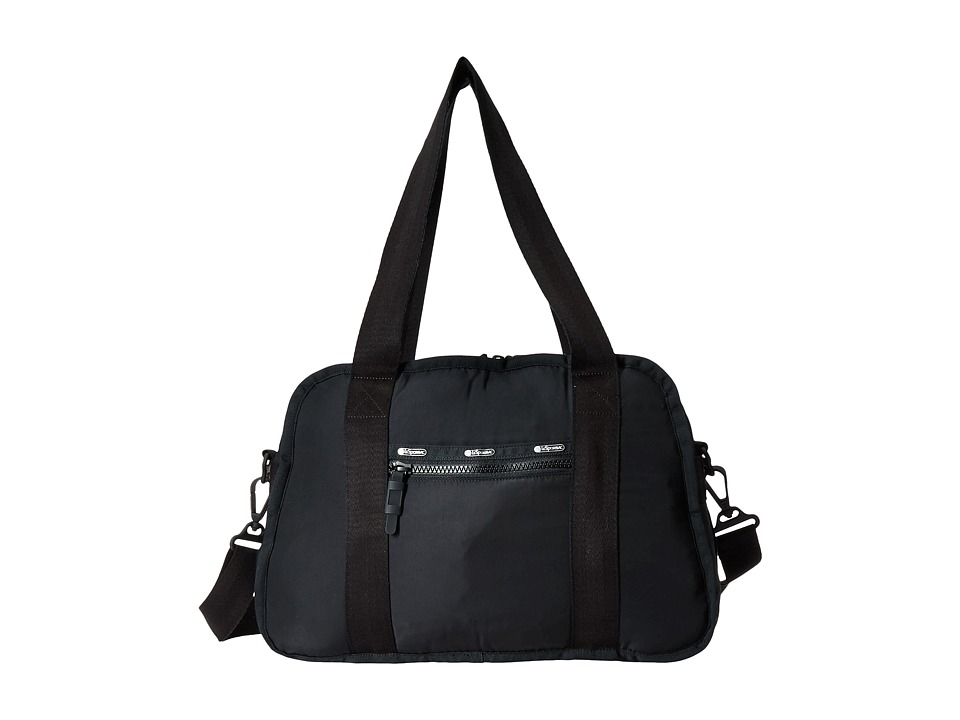 LeSportsac Luggage - Flight Bag (True Black) Bags