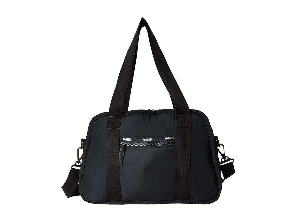 LeSportsac Luggage - Flight Bag (True Black) Bags