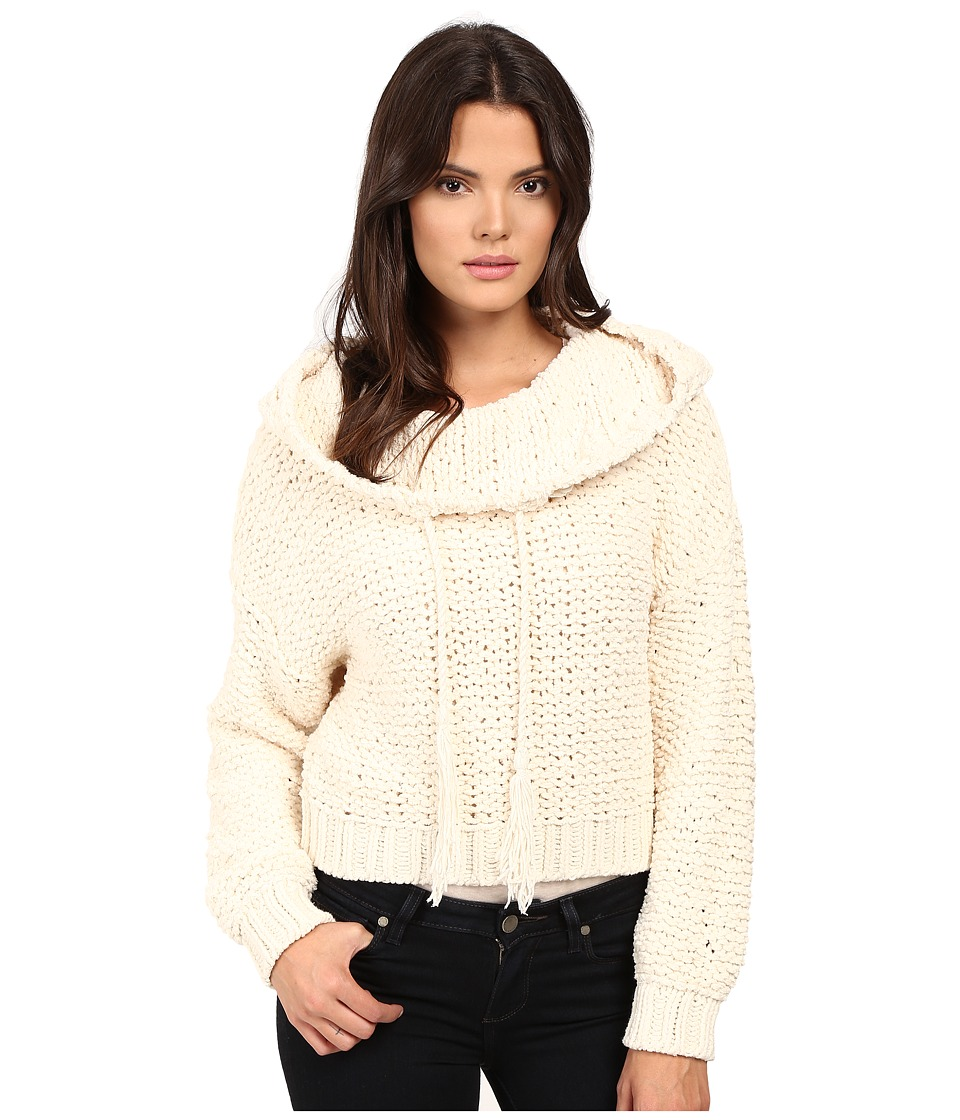 Free People - Anemone Pullover (Ivory) Women's Sweater