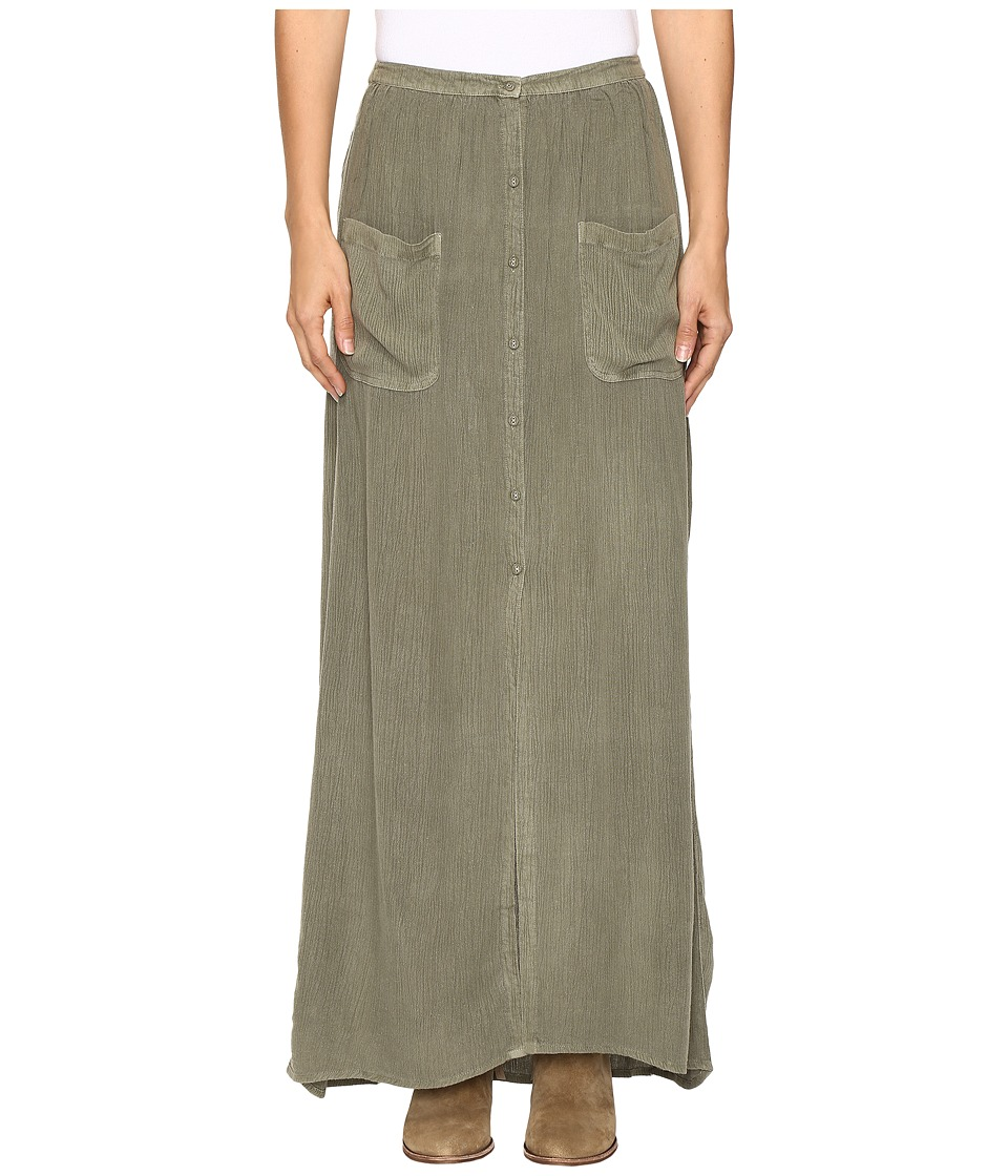 Billabong - Honey Maxi Skirt (Seagrass) Women's Skirt