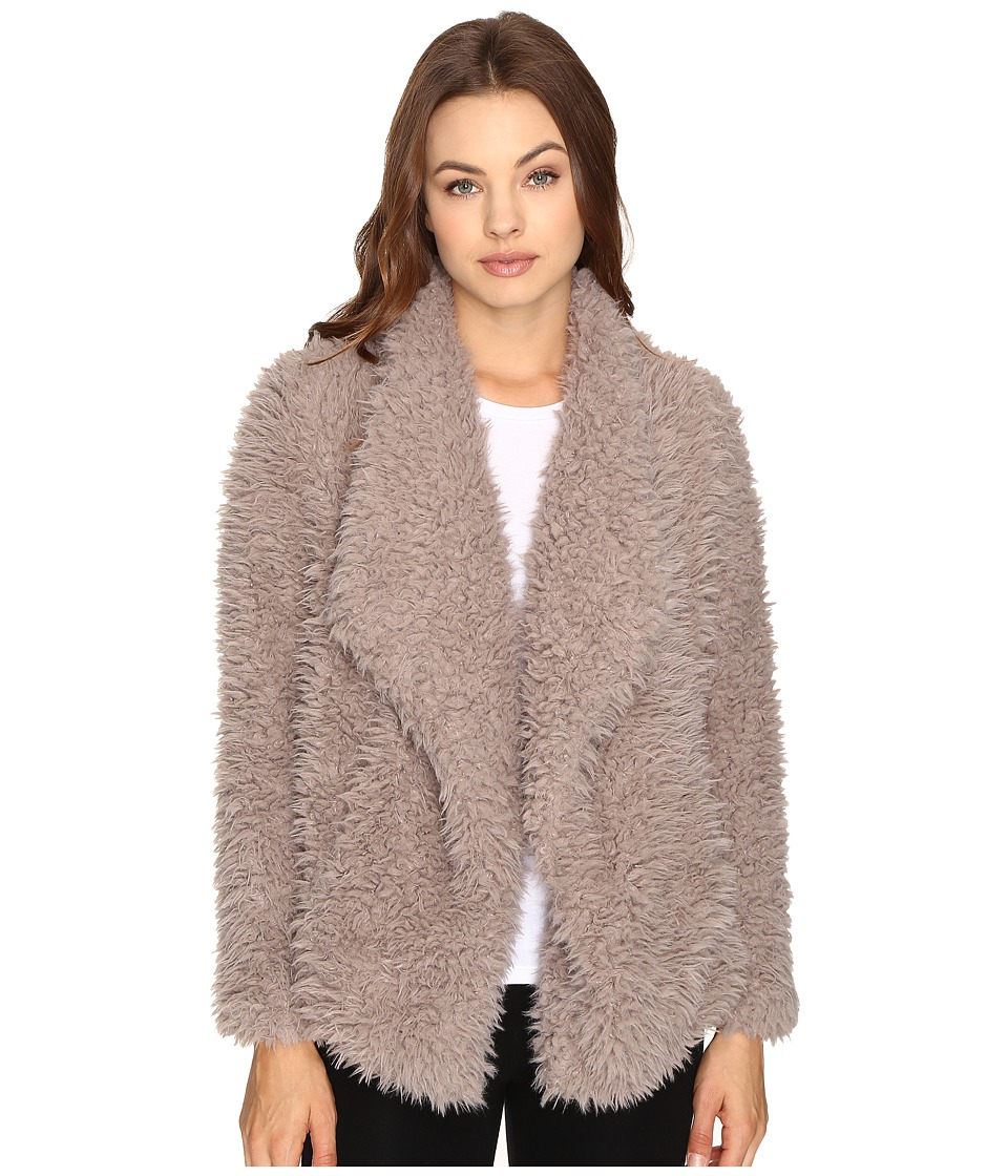 Billabong - Do It Fur Love Coat (Coconut Shell) Women's Coat
