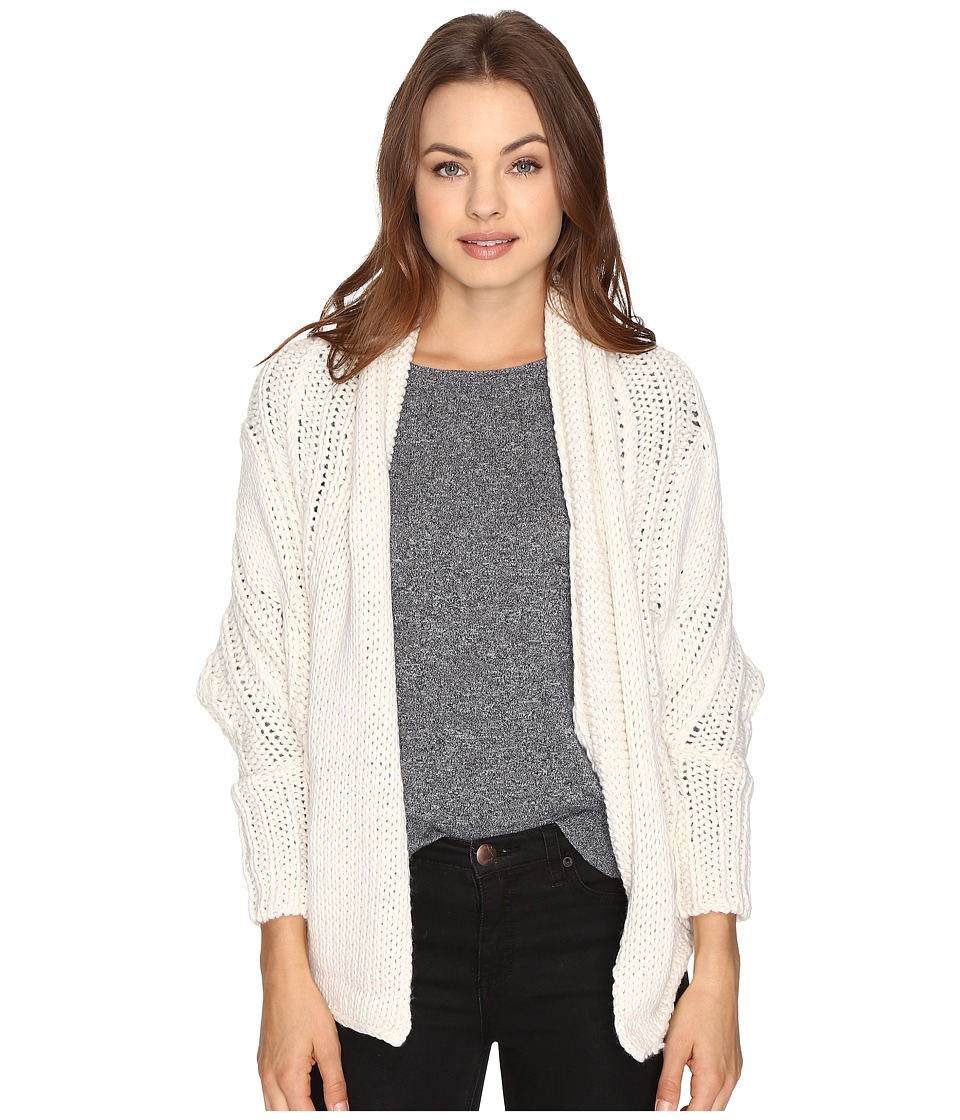 Billabong - Icy Sands Sweater (White Cap) Women's Sweater
