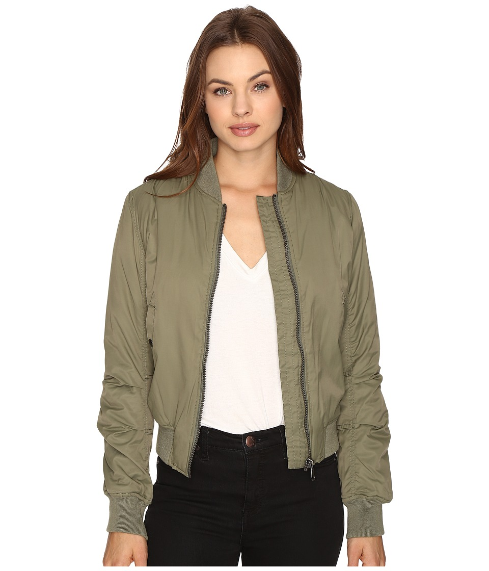 Billabong - Lost in Time Jacket (Seagrass) Women's Coat