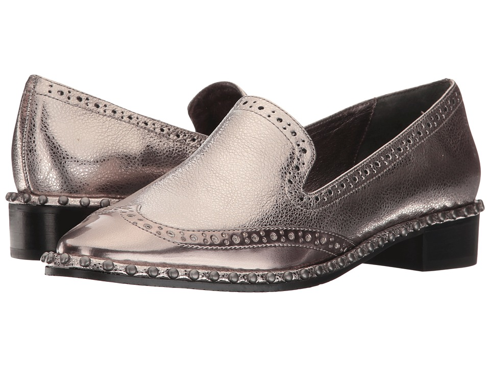 Adrianna Papell - Paloma (Gunmetal Spiga Leather) Women's Shoes