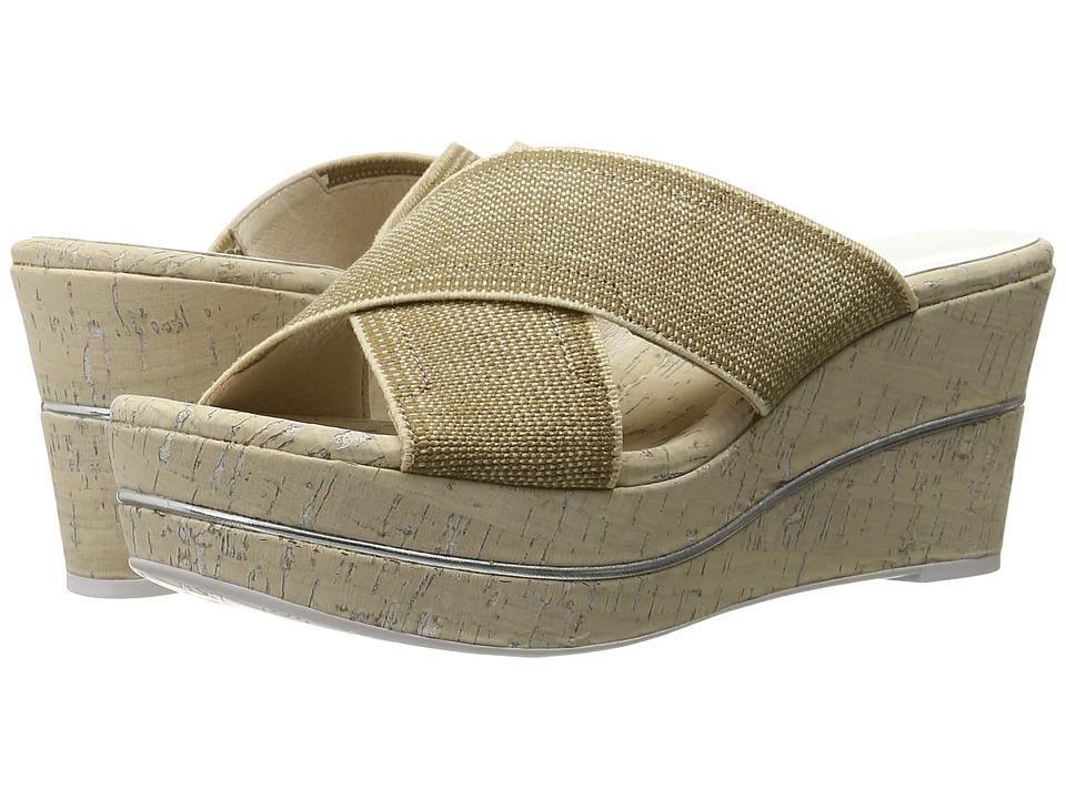 Donald J Pliner - Dani (Natural) Women's Wedge Shoes