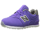 New Balance Kids - KL574v1 Ice Rubber Outsole (Big Kid)