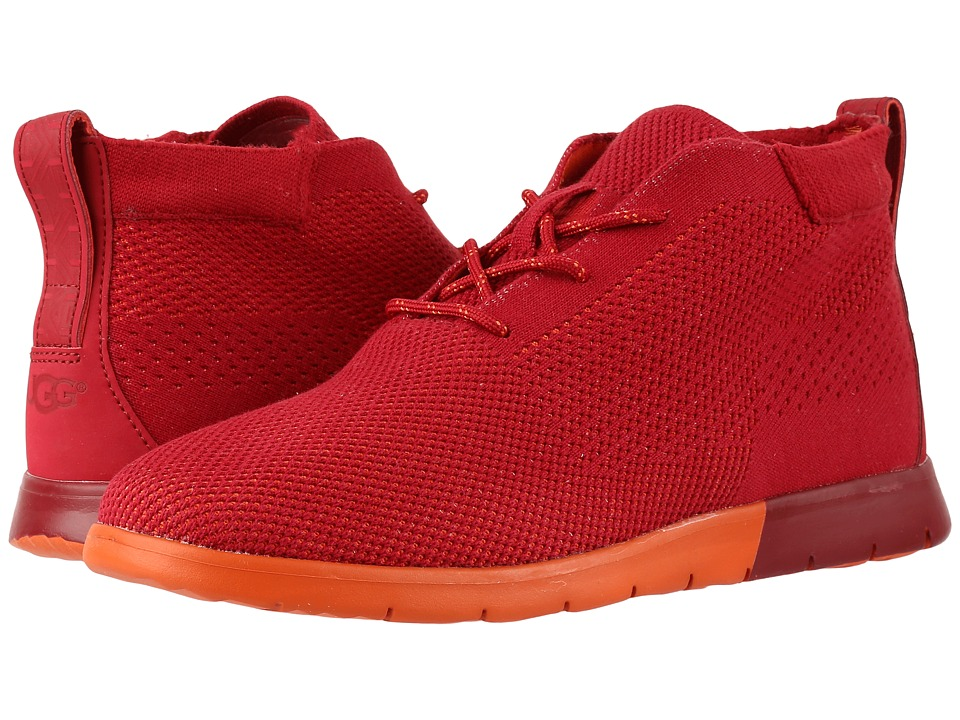 UGG - Freamon HyperWeave (Tango) Men's Shoes