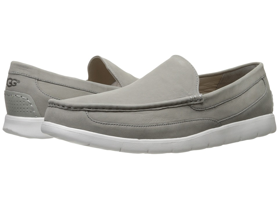UGG - Fascot Capra (Pencil Lead) Men's Slip on Shoes