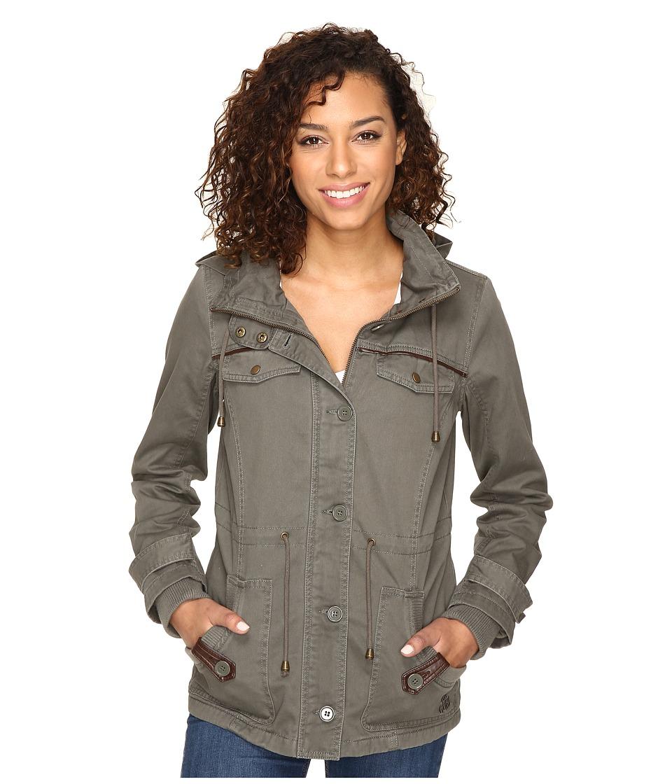 Rip Curl - Arrival II Jacket (Olive) Women's Coat