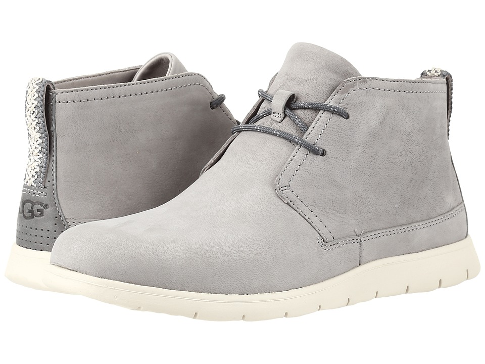 UGG - Freamon Capra (Pencil Lead) Men's Lace-up Boots