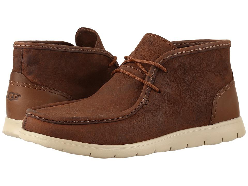 UGG - Hendrickson Capra (Tamarind) Men's Shoes