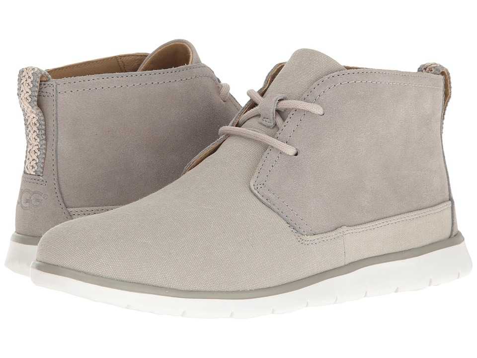 UGG - Freamon Canvas (Seal) Men's Shoes