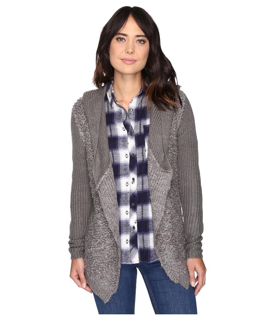 Rip Curl - Swept Away Sweater (Dark Grey) Women's Sweater