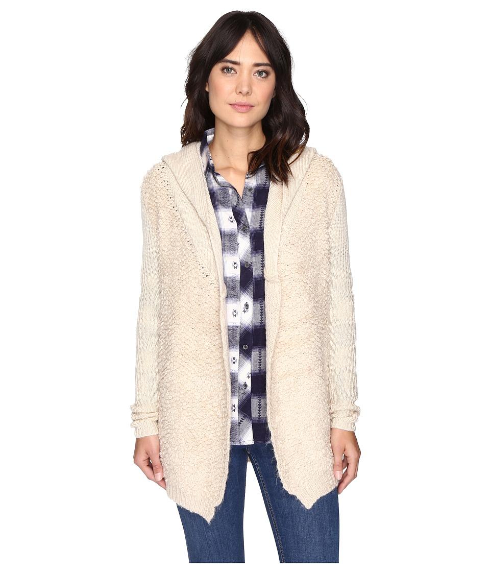 Rip Curl - Swept Away Sweater (Natural) Women's Sweater