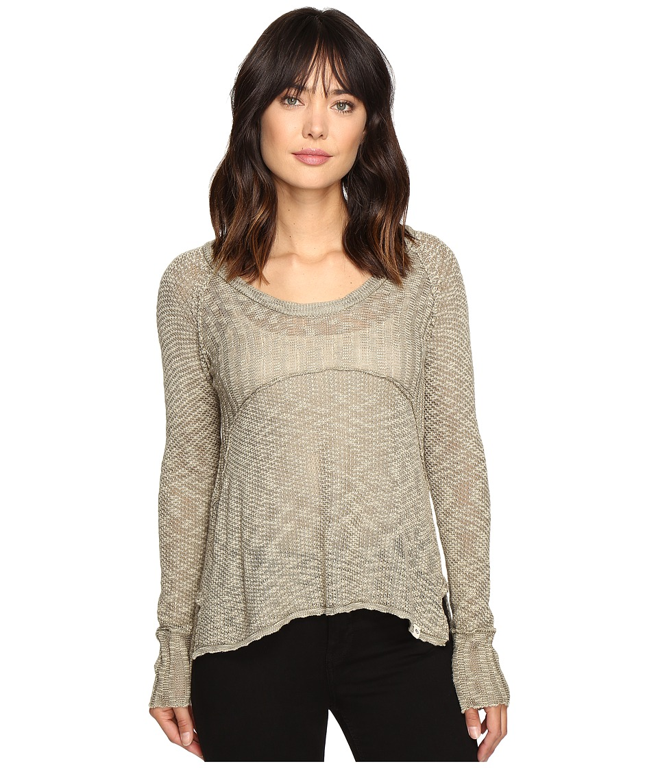 Rip Curl - Prophecy Pullover (Army) Women's Sweater