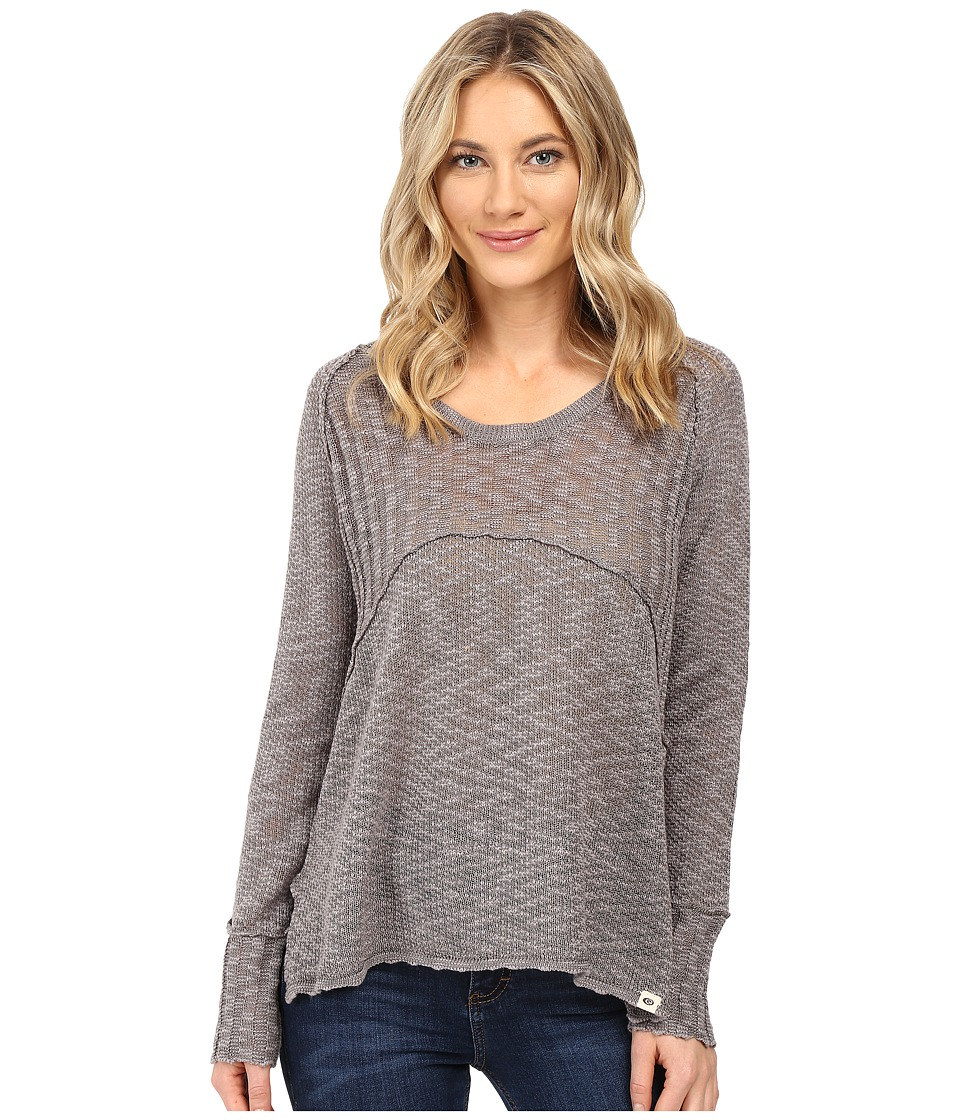 Rip Curl - Prophecy Pullover (Dark Grey) Women's Sweater