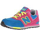 New Balance Kids - KL574v1 Cut Paste (Big Kid)