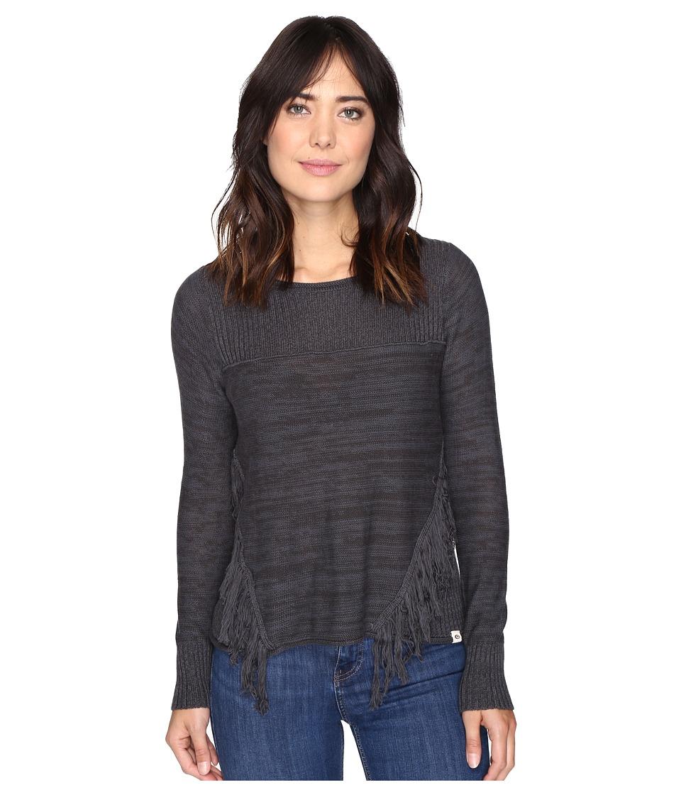 Rip Curl - Hudson Pullover (Dark Grey) Women's Sweater