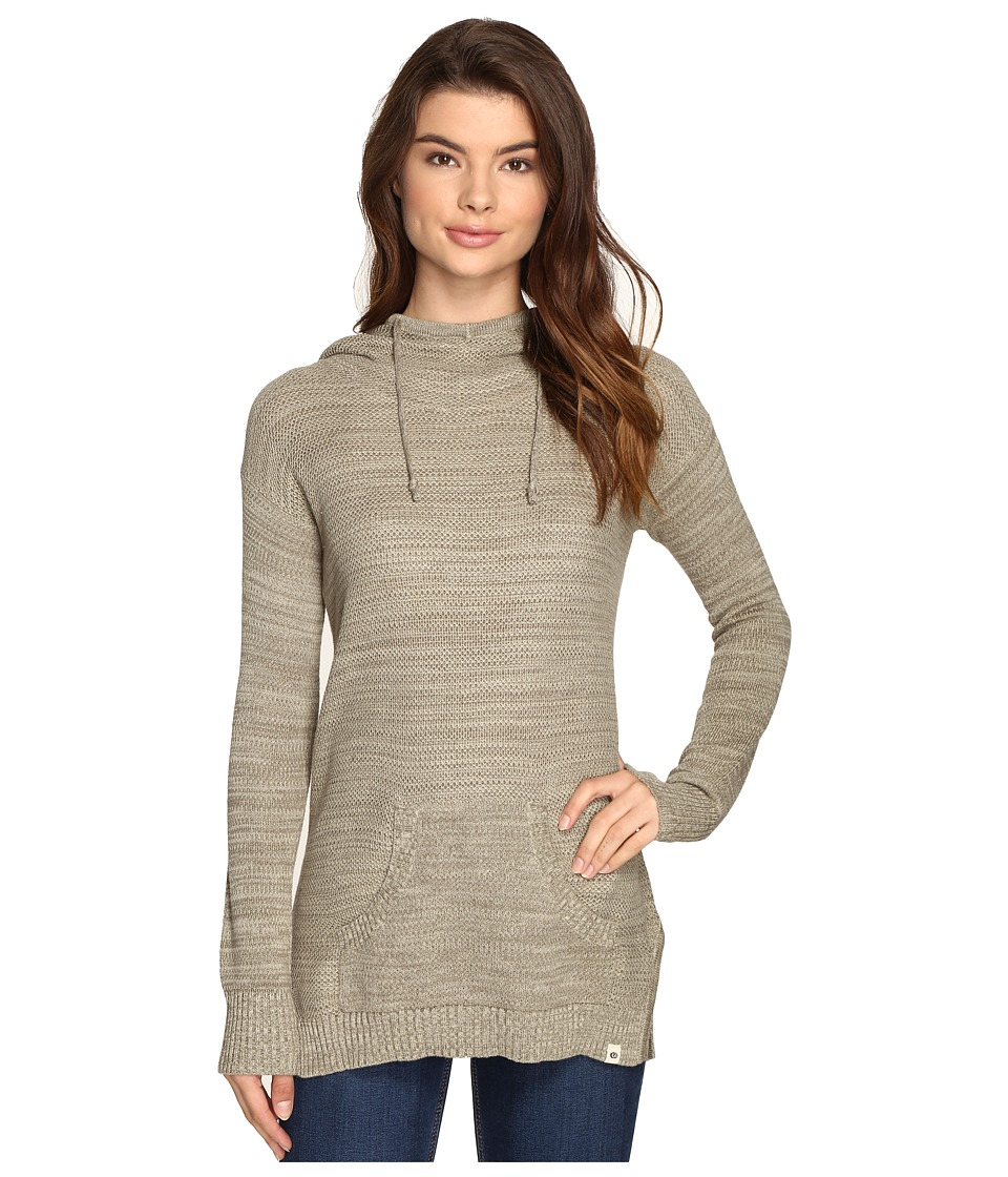 Rip Curl - Open Road Pullover (Army) Women's Sweater