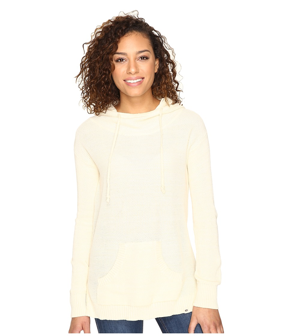 Rip Curl - Open Road Pullover (Vanilla) Women's Sweater