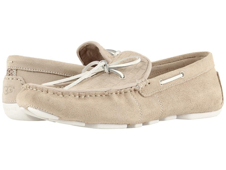 UGG - Everton Rivera Emboss (Ceramic) Men's Shoes