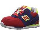 New Balance Kids - KL574v1 Cut Paste (Infant/Toddler)