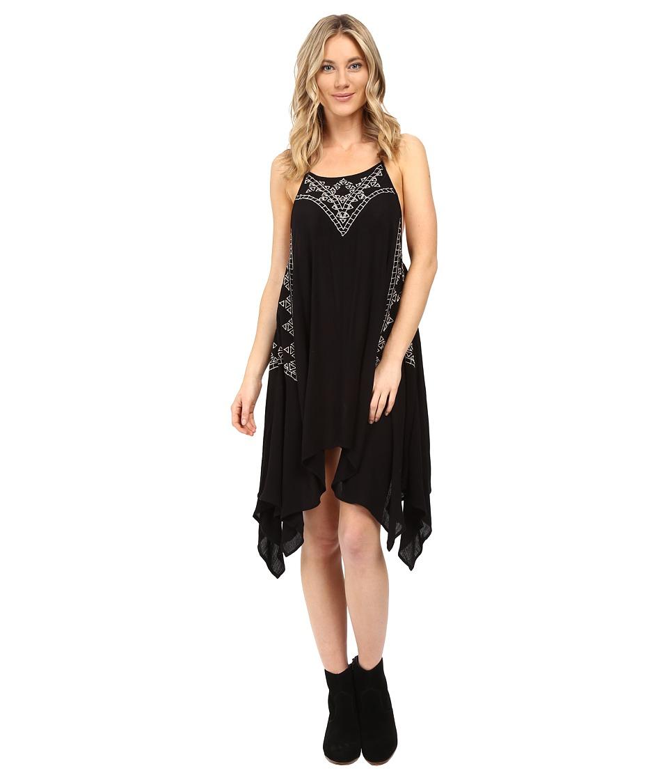 Rip Curl - Fortune Teller Dress (Black) Women's Dress