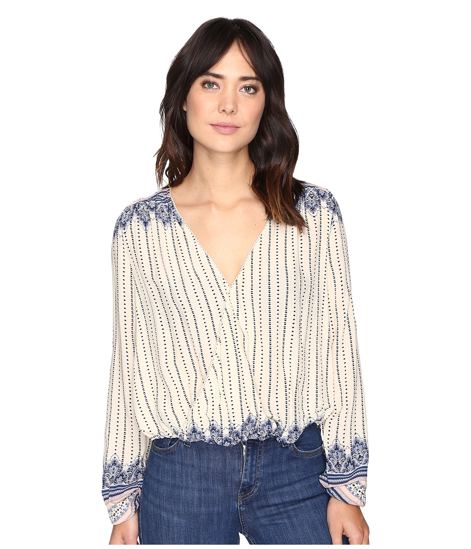 Rip Curl - Winter Bird Top (Natural) Women's Blouse