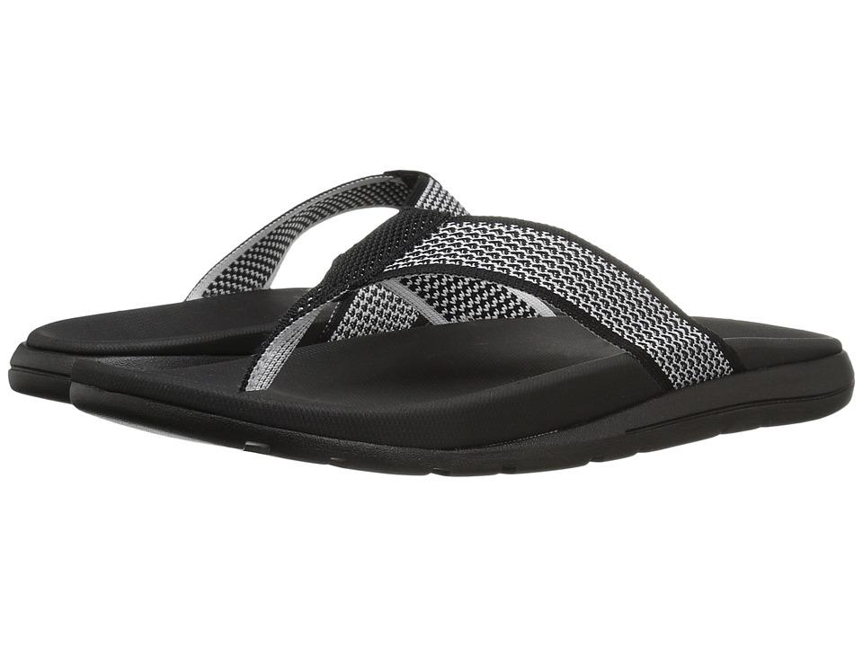 UGG - Tenoch HyperWeave (Black) Men's Sandals