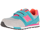 New Balance Kids - KV574v1 Cut Paste (Little Kid/Big Kid)