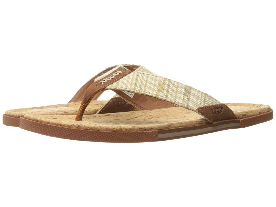 UGG - Braven Diego (Tamarind) Men's Sandals