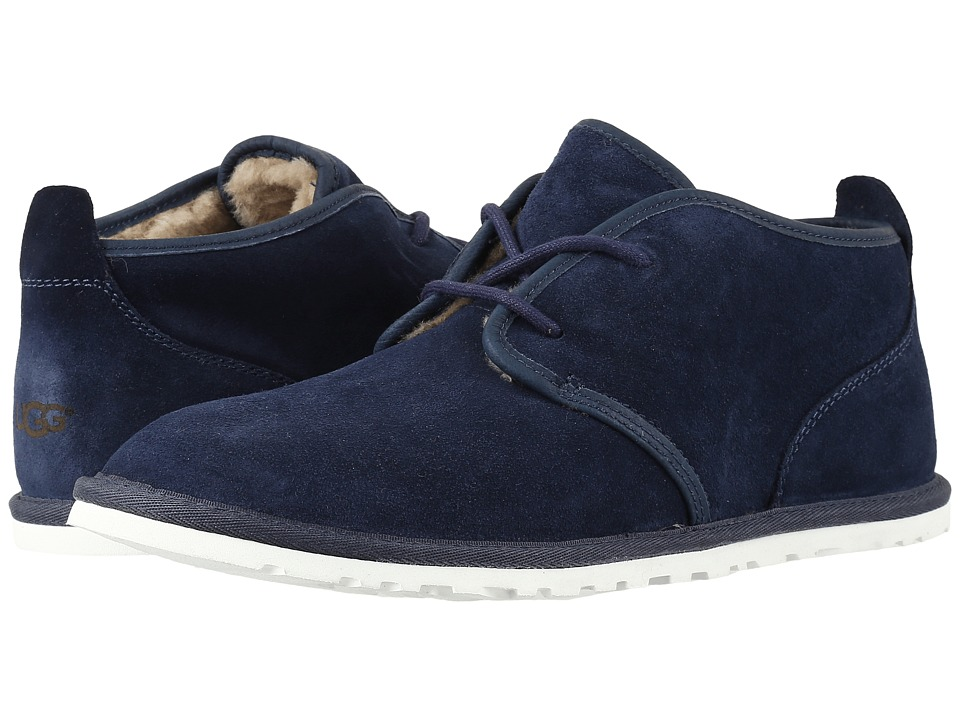 UGG - Maksim (New Navy) Men's Shoes