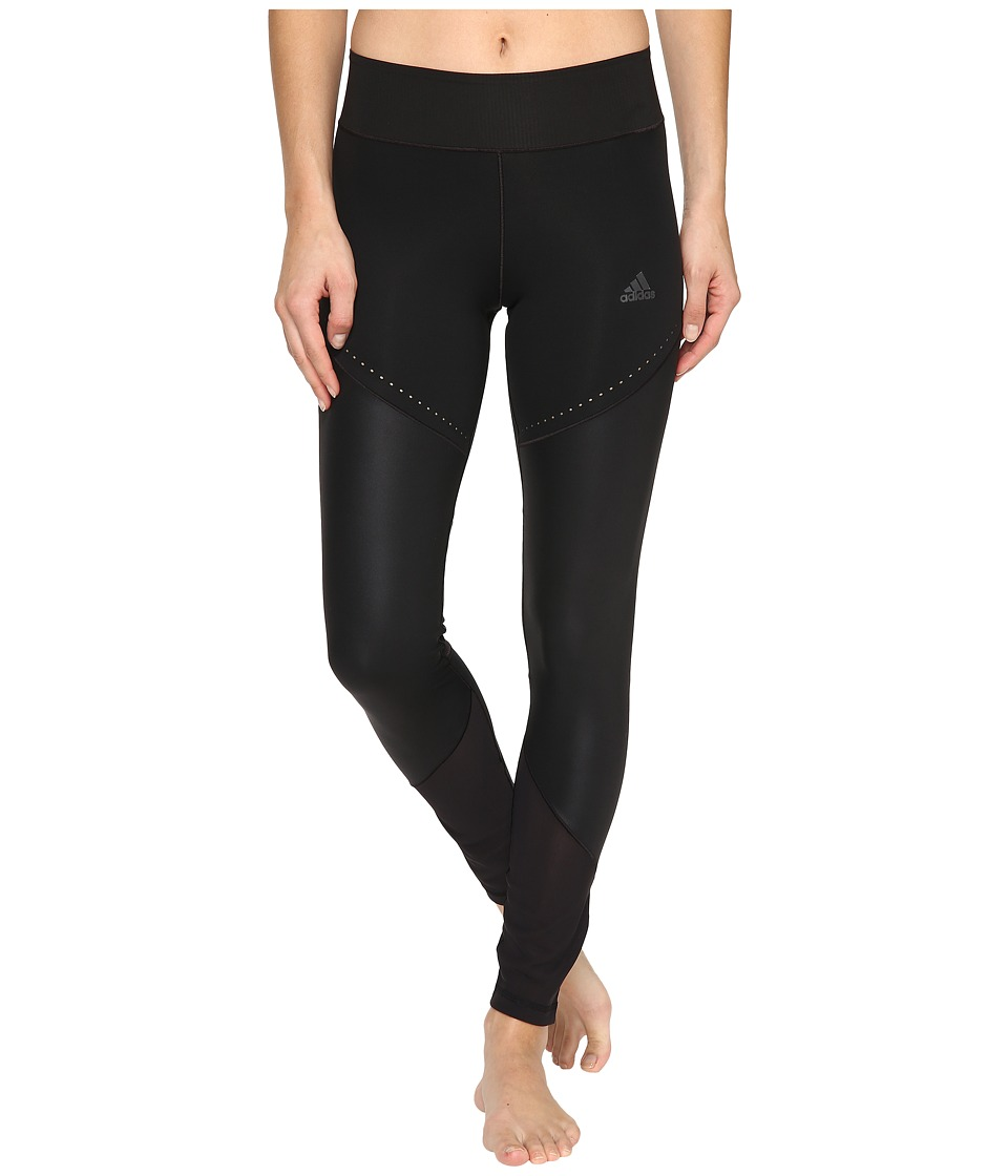 adidas - Wow Drop 1 Tights (Black) Women's Casual Pants