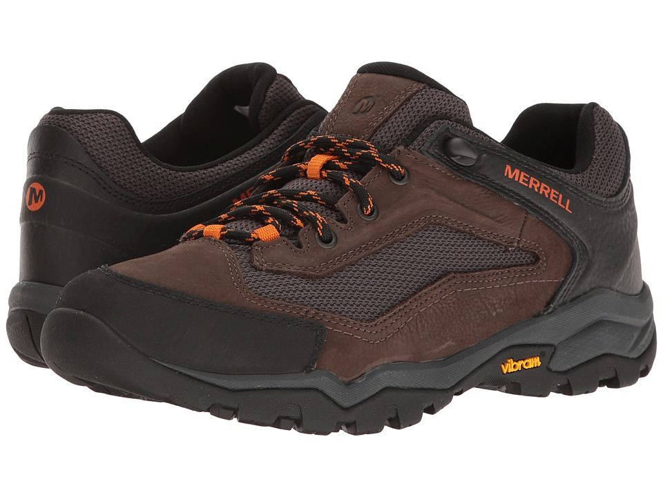 Merrell - Everbound Vent (Slate Black) Men's Shoes