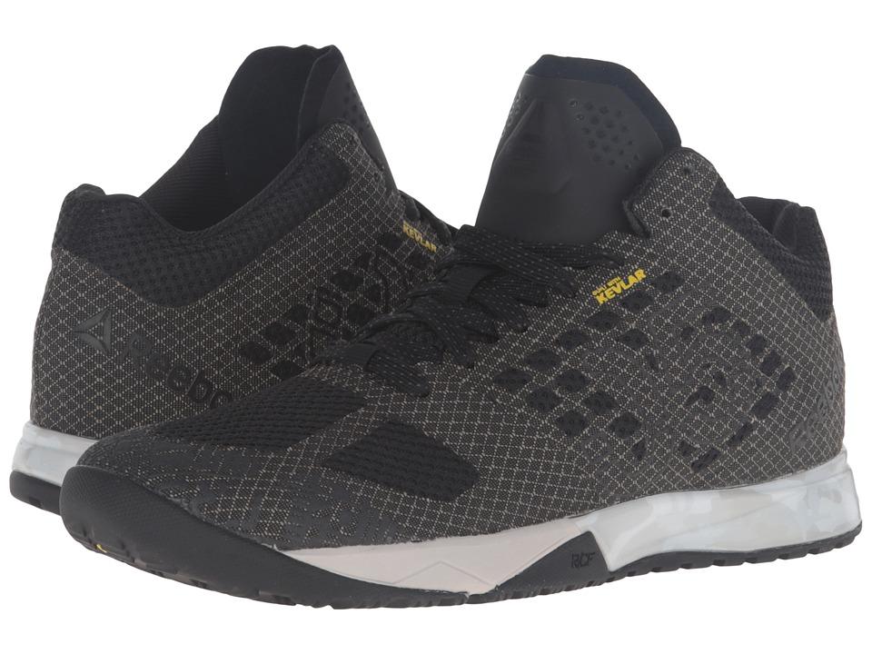 Reebok - Crossfit Nano 5.0 Mid (Black/Coal/White/Snowy Grey) Women's Shoes