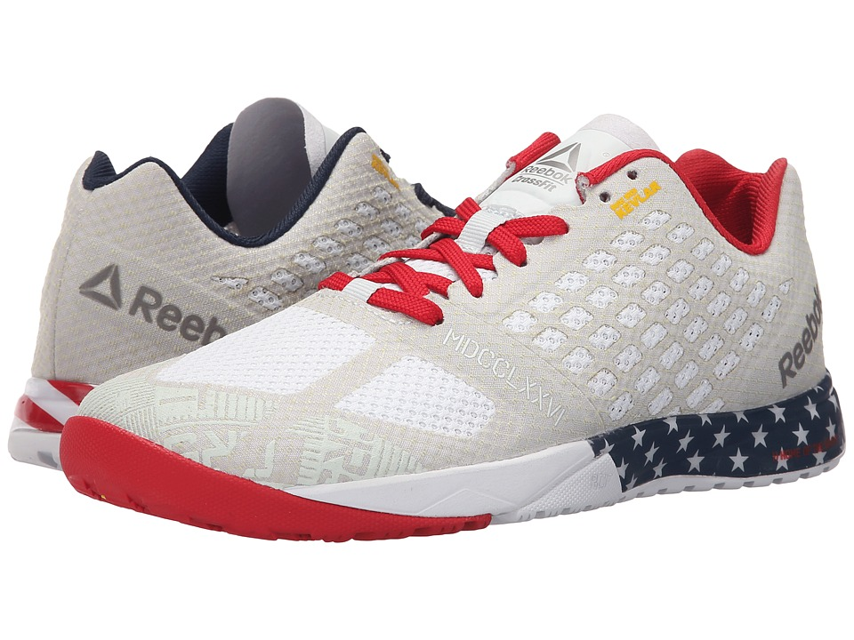 Reebok - Crossfit Nano 5.0 (Americana/Polar Blue/Excellent Red) Women's Shoes