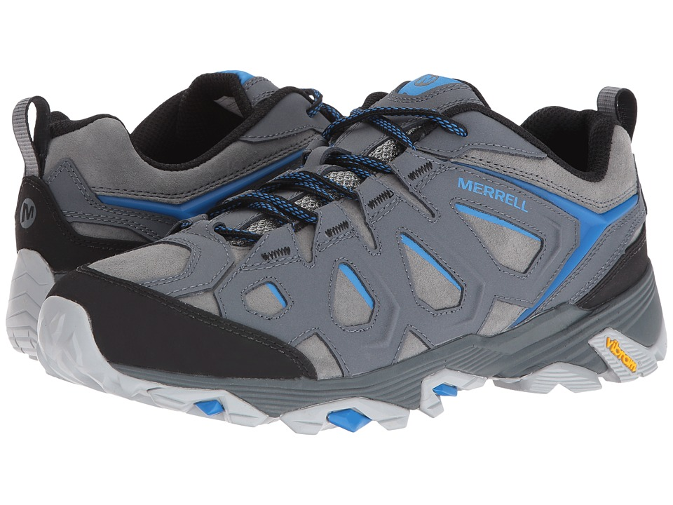 Merrell - Moab FST Leather (Turbulence) Men's Shoes