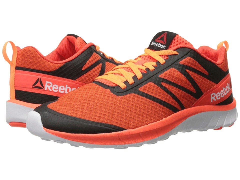 Reebok - SoQuick (Atomic Red/Energy Orange) Men's Shoes
