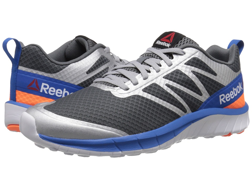 Reebok - SoQuick (Tin Grey/Alloy) Men's Shoes