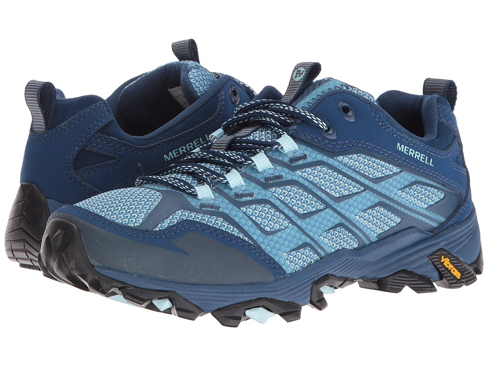 Merrell - Moab FST (Poseidon) Women's Shoes
