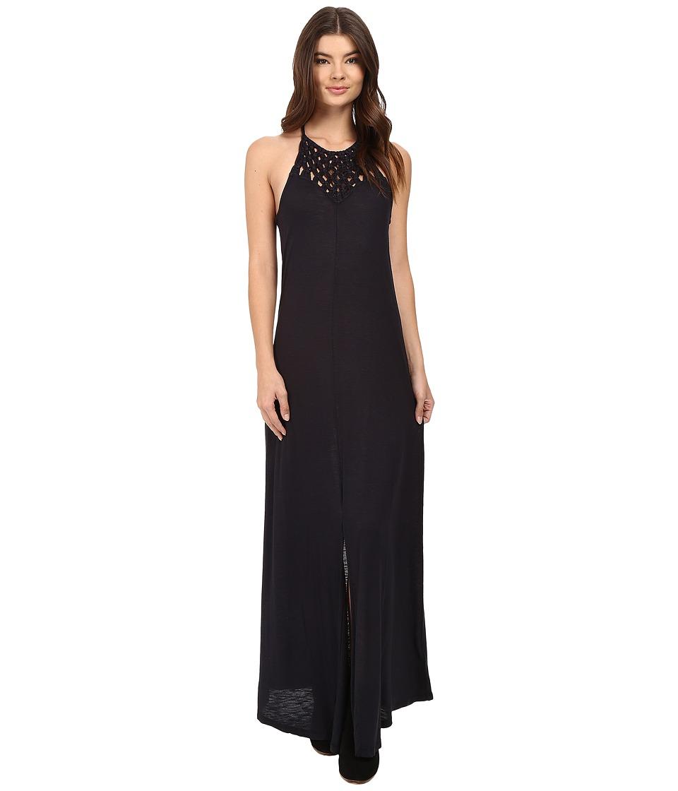 Roxy - Someone Great Dress (True Black) Women's Dress