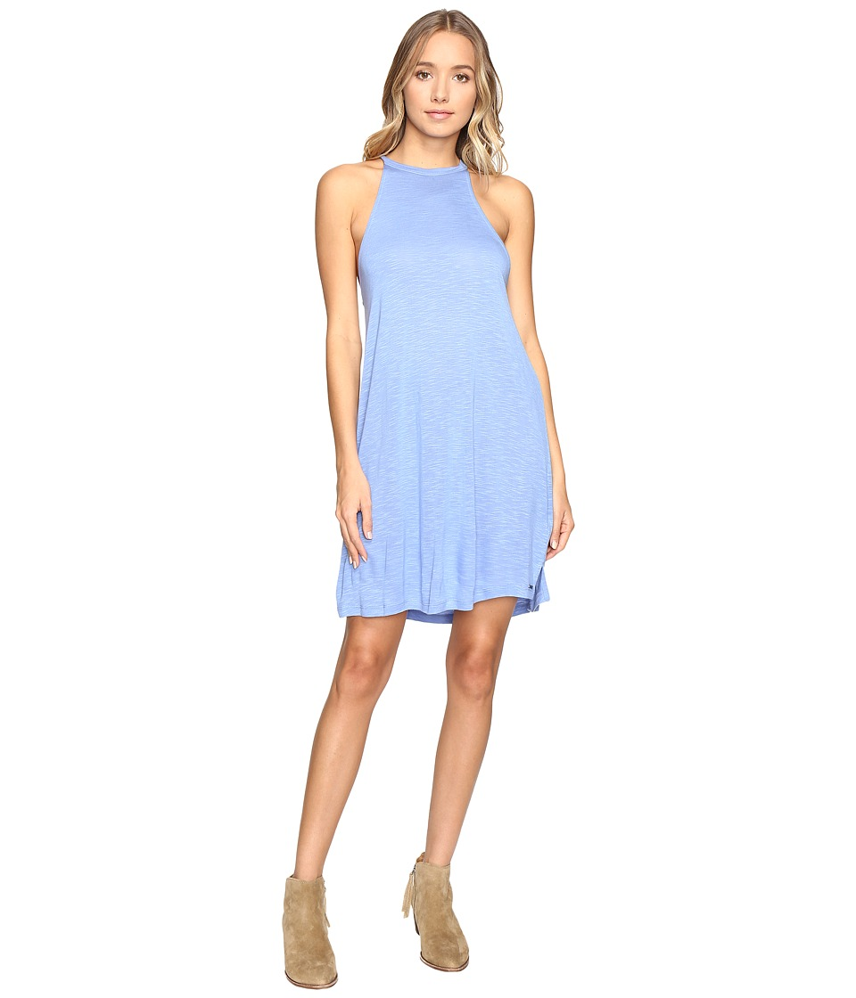 Roxy - Summer Breaking Tank Dress (Persian Jewel) Women's Dress