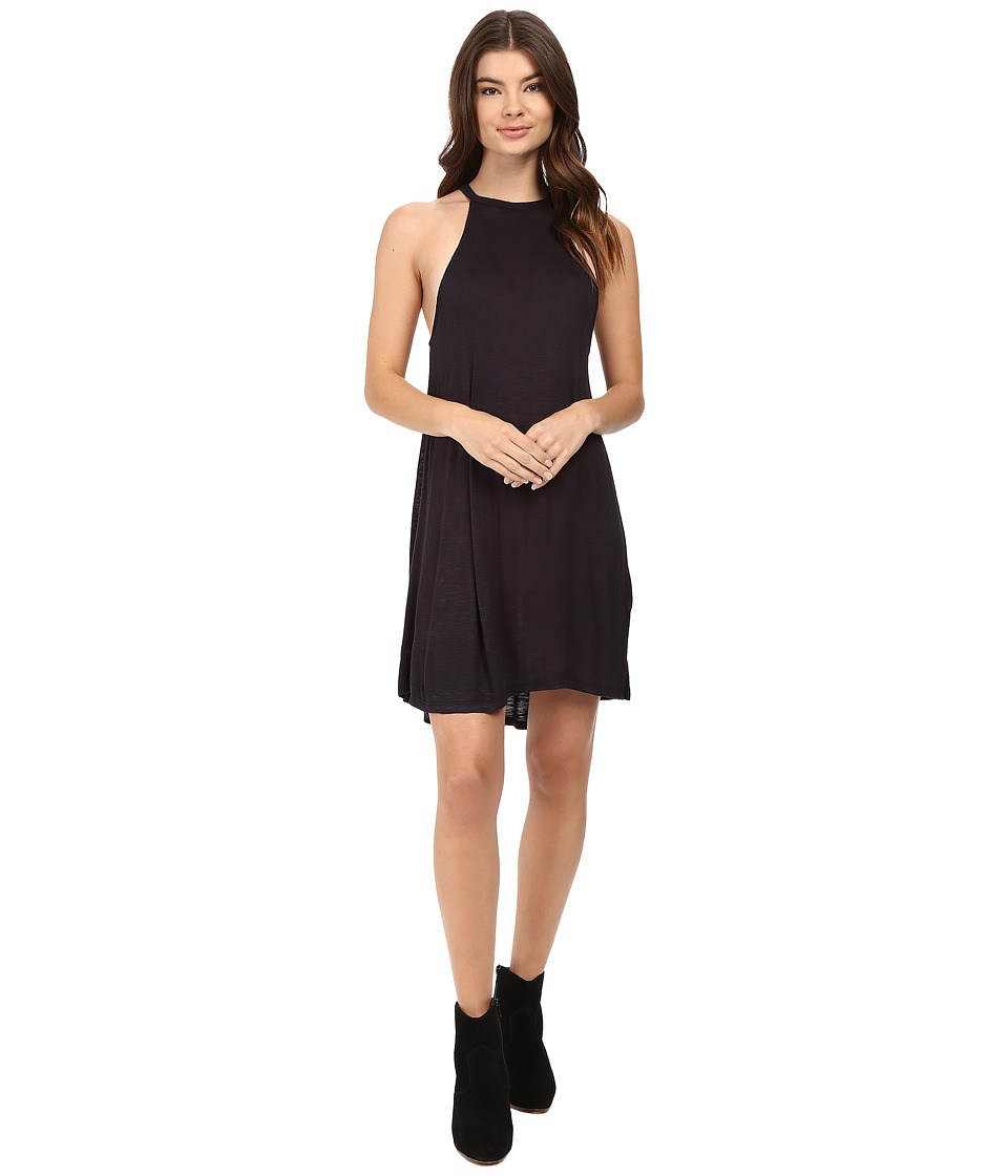 Roxy Summer Breaking Tank Dress (True Black) Women