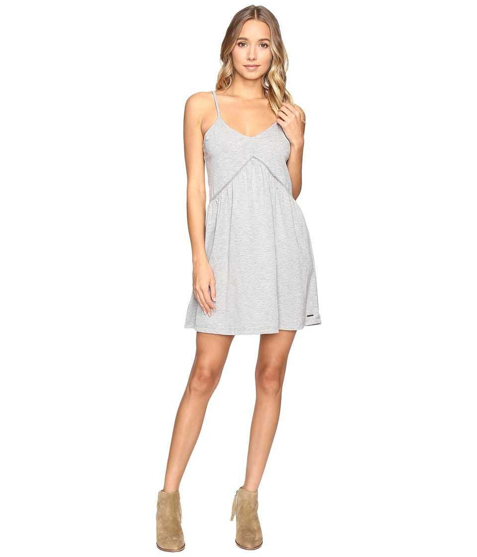 Roxy - Soul Serene Dress (Heritage Heather) Women's Dress