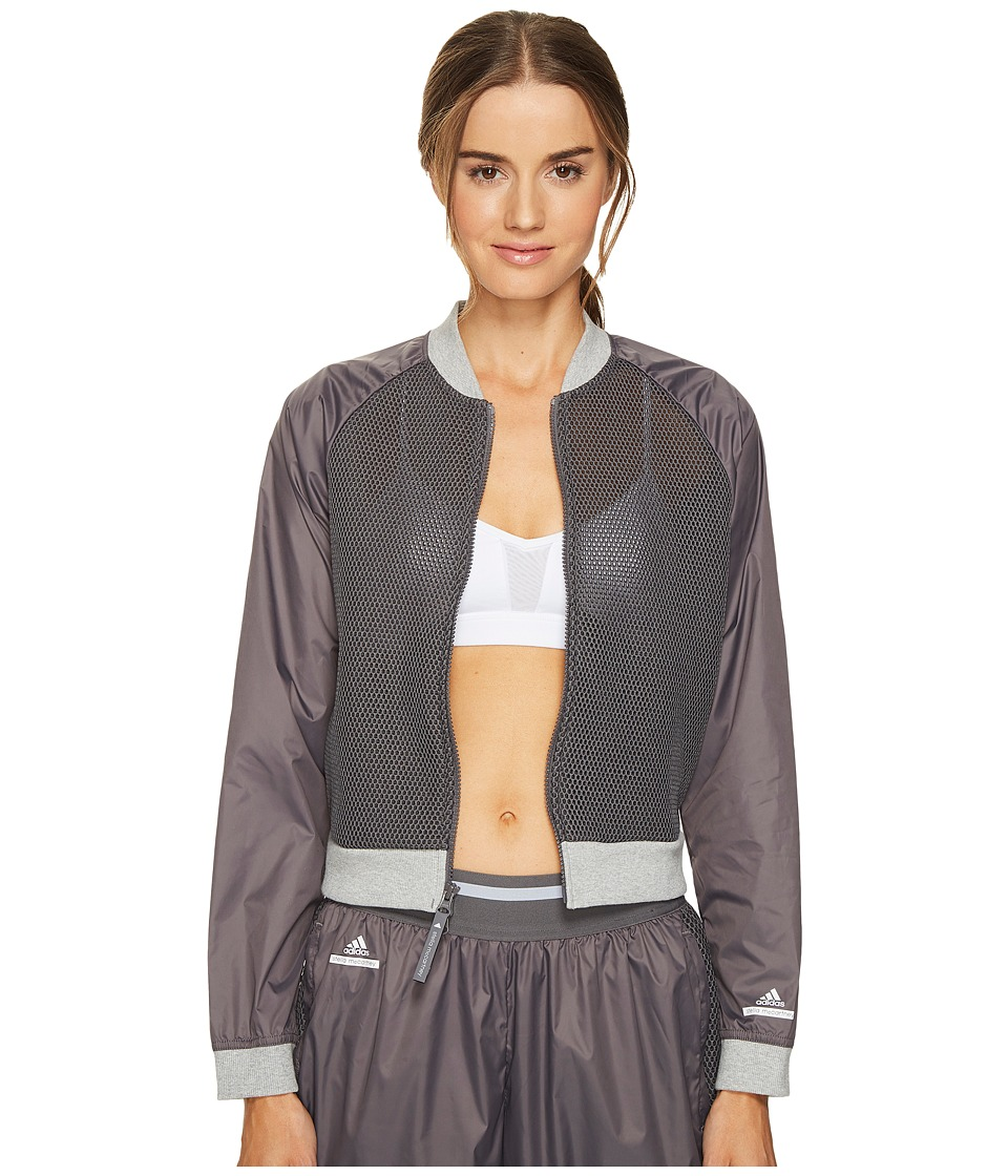 adidas - Barricade Jacket (Granite) Women's Coat