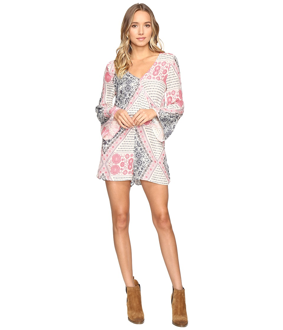 Roxy - Midnight Clear Romper (Bohemian Behavior/Pristine) Women's Jumpsuit & Rompers One Piece