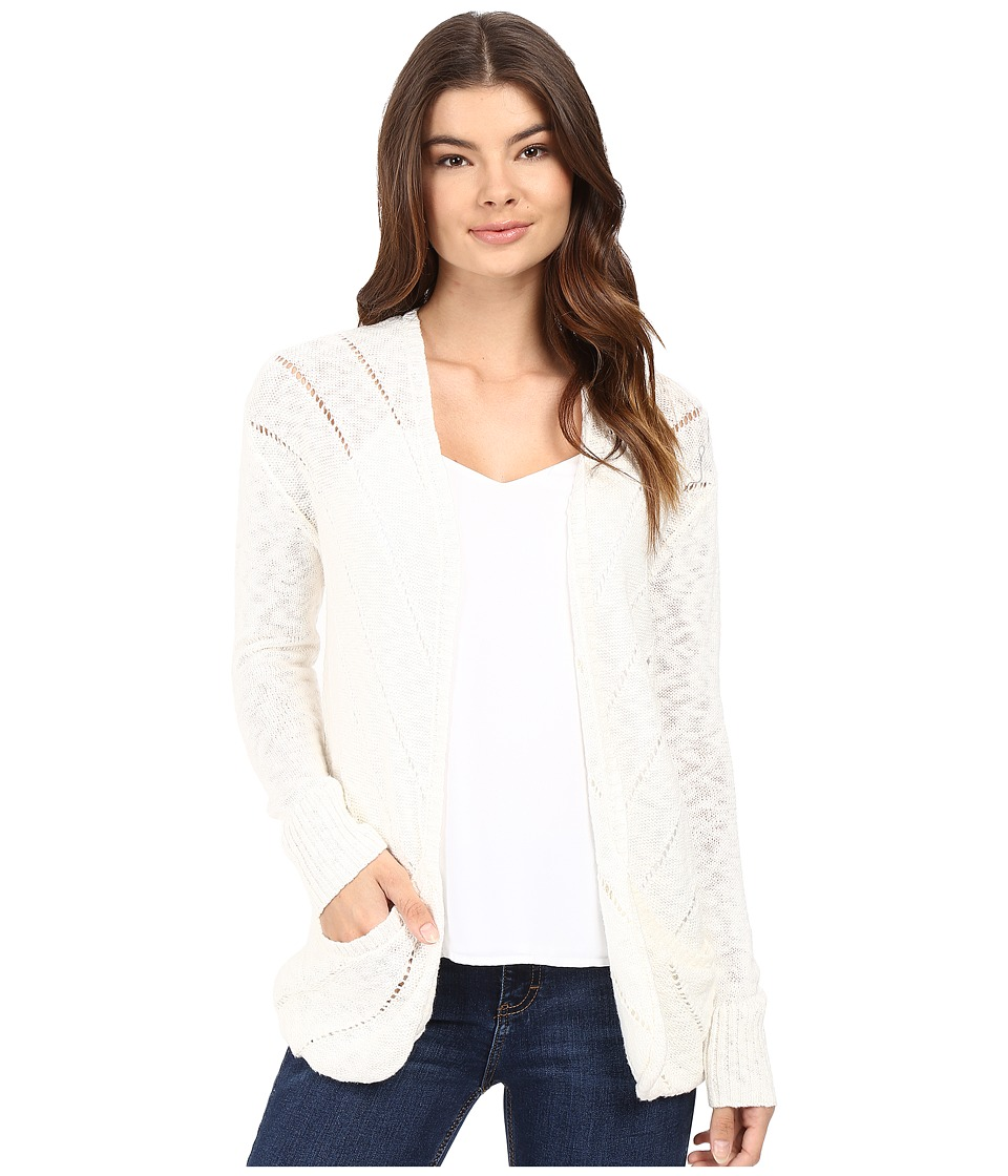 Roxy - Waiting on You Cardigan (Pristine) Women's Sweater
